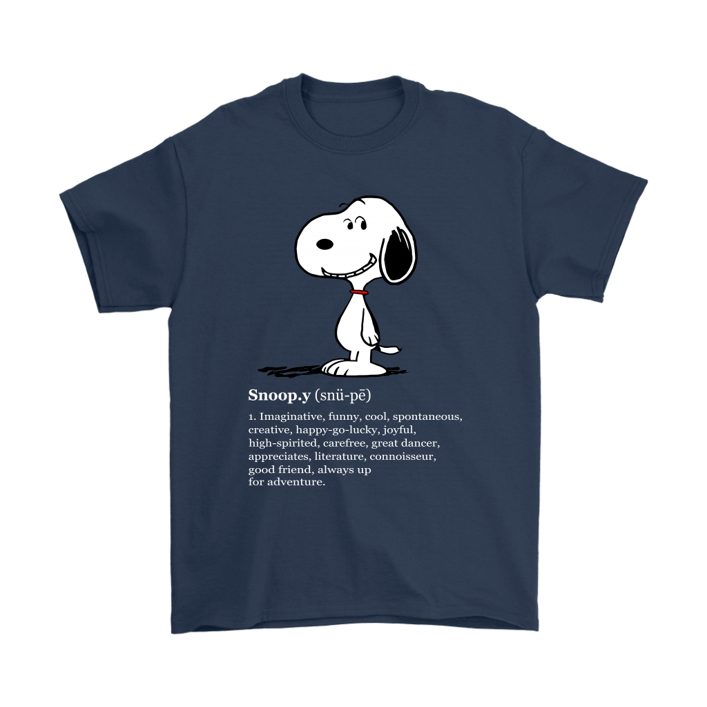 Meaning Funny Definition Snoopy Shirts 3