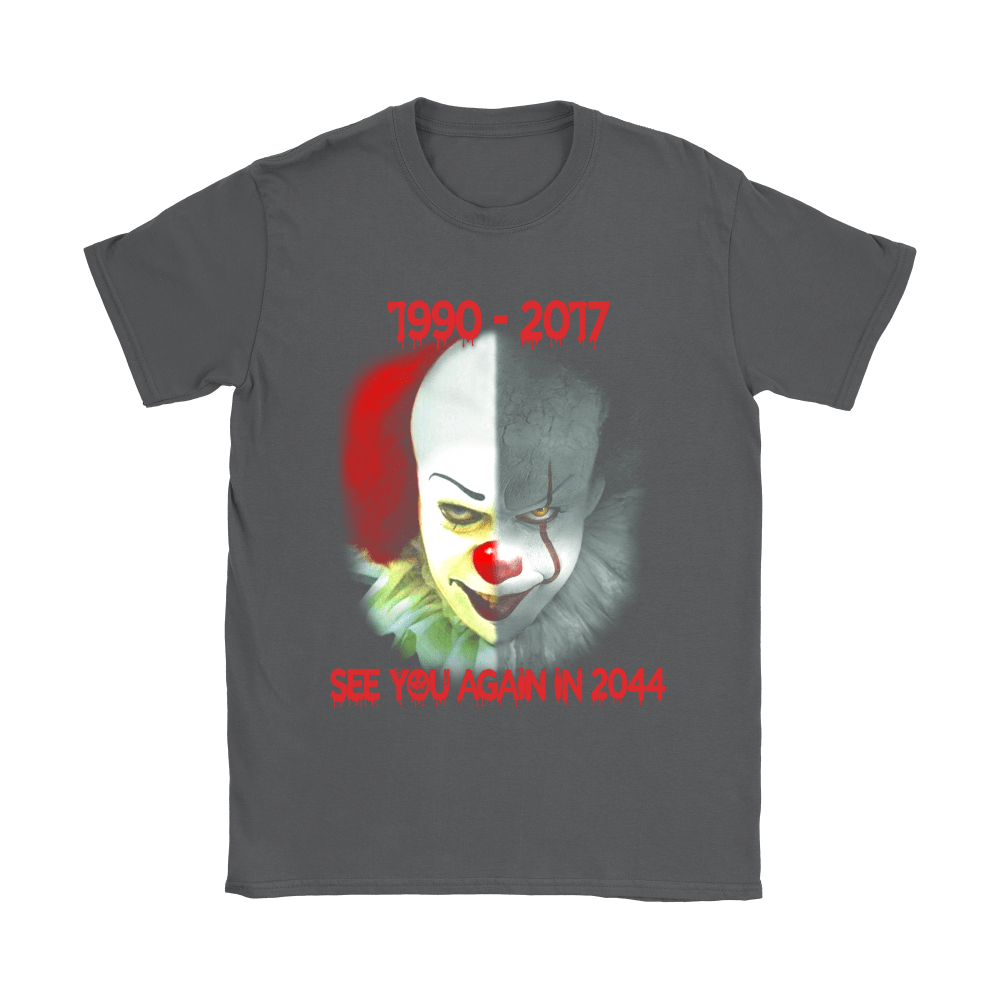 Pennywise See You Again In 2044 IT Stephen King Shirts 7