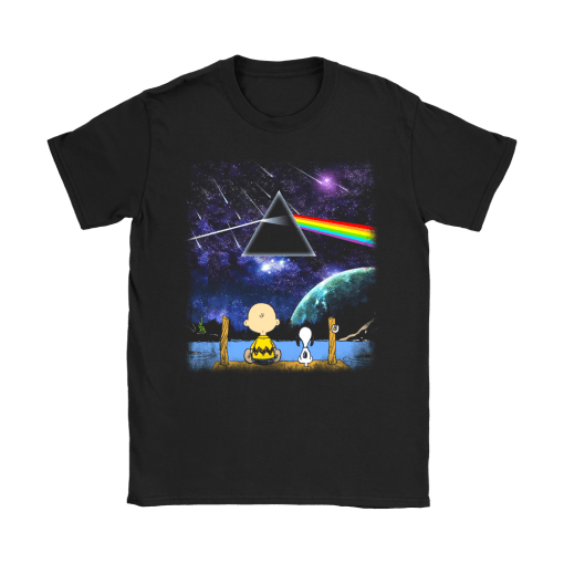 Pink Floyd Snoopy Dark Side Of The Moon Shirts 4