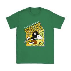 Pittsburgh Steelers Football Woodstock And Snoopy Shirts 23