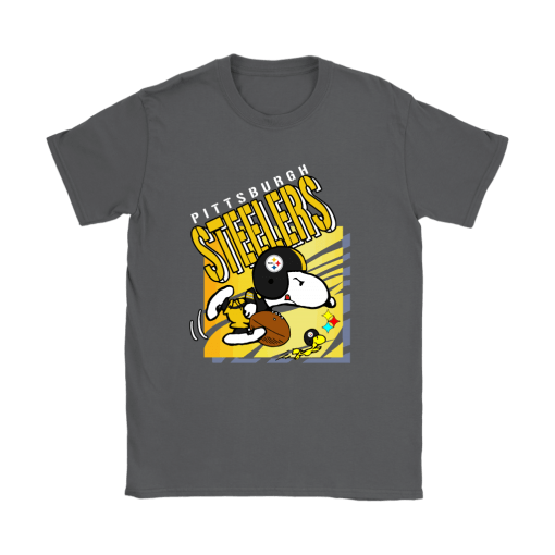 Pittsburgh Steelers Football Woodstock And Snoopy Shirts 8