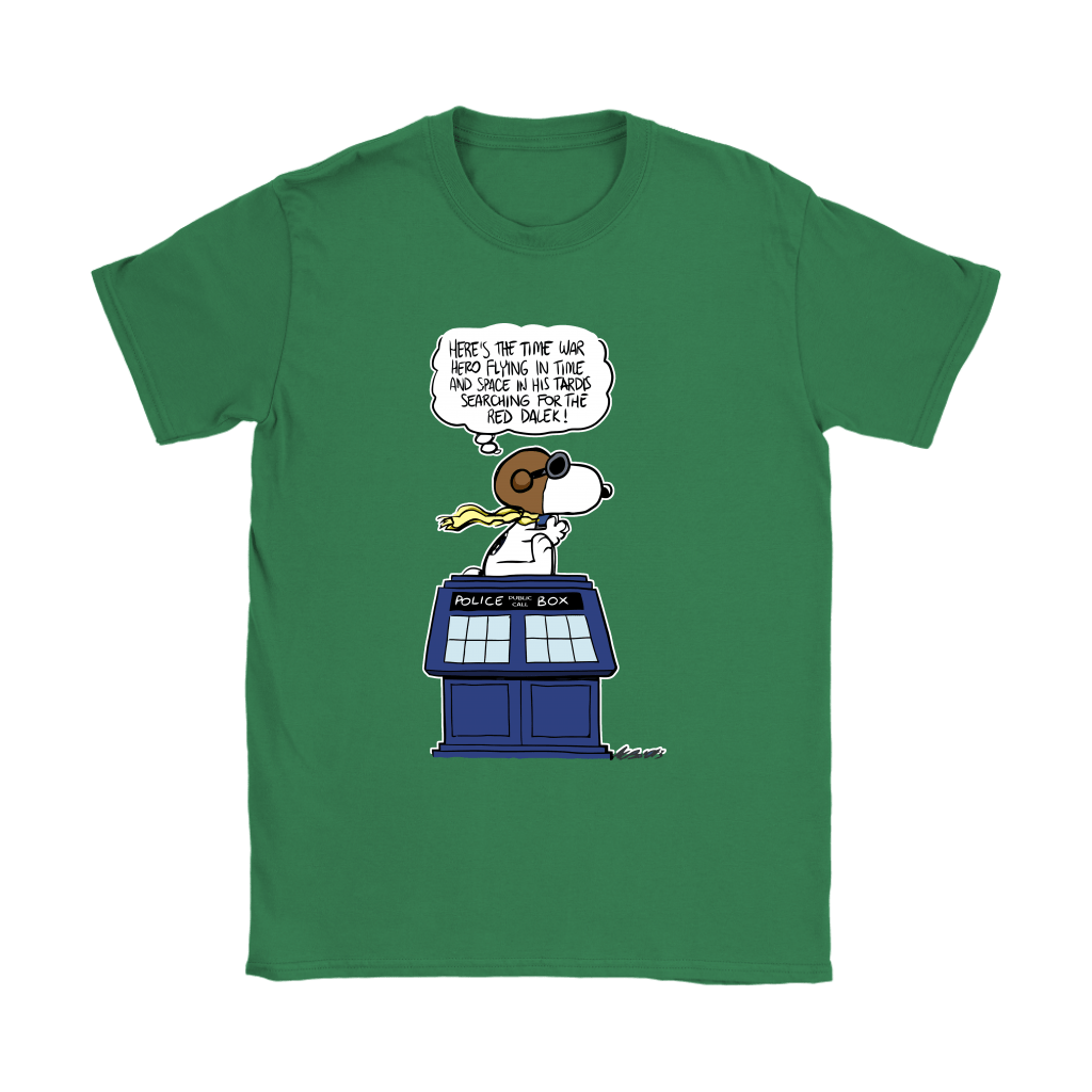 Searching Dalex Doctor Who Mashup Snoopy Shirts 14