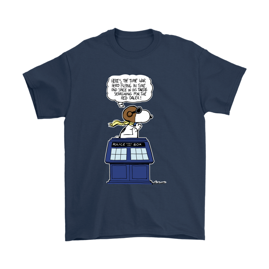Searching Dalex Doctor Who Mashup Snoopy Shirts 3