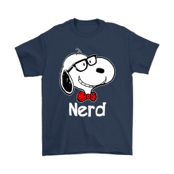 Snoopy Nerd Smart And Cool Snoopy Shirts 15
