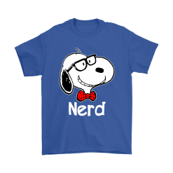 Snoopy Nerd Smart And Cool Snoopy Shirts 17