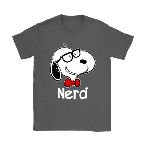 Snoopy Nerd Smart And Cool Snoopy Shirts 8