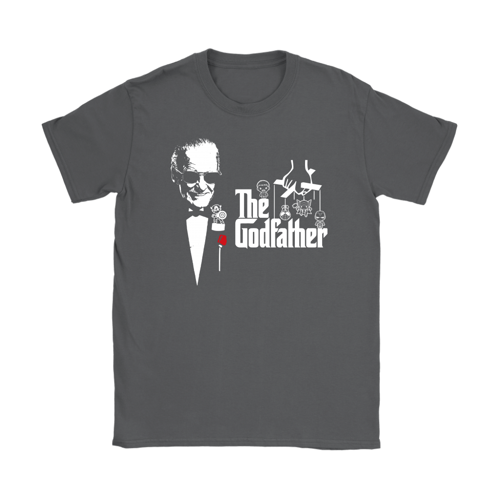 Stan Lee The Godfather Of Marvel Heroes Shirts 8