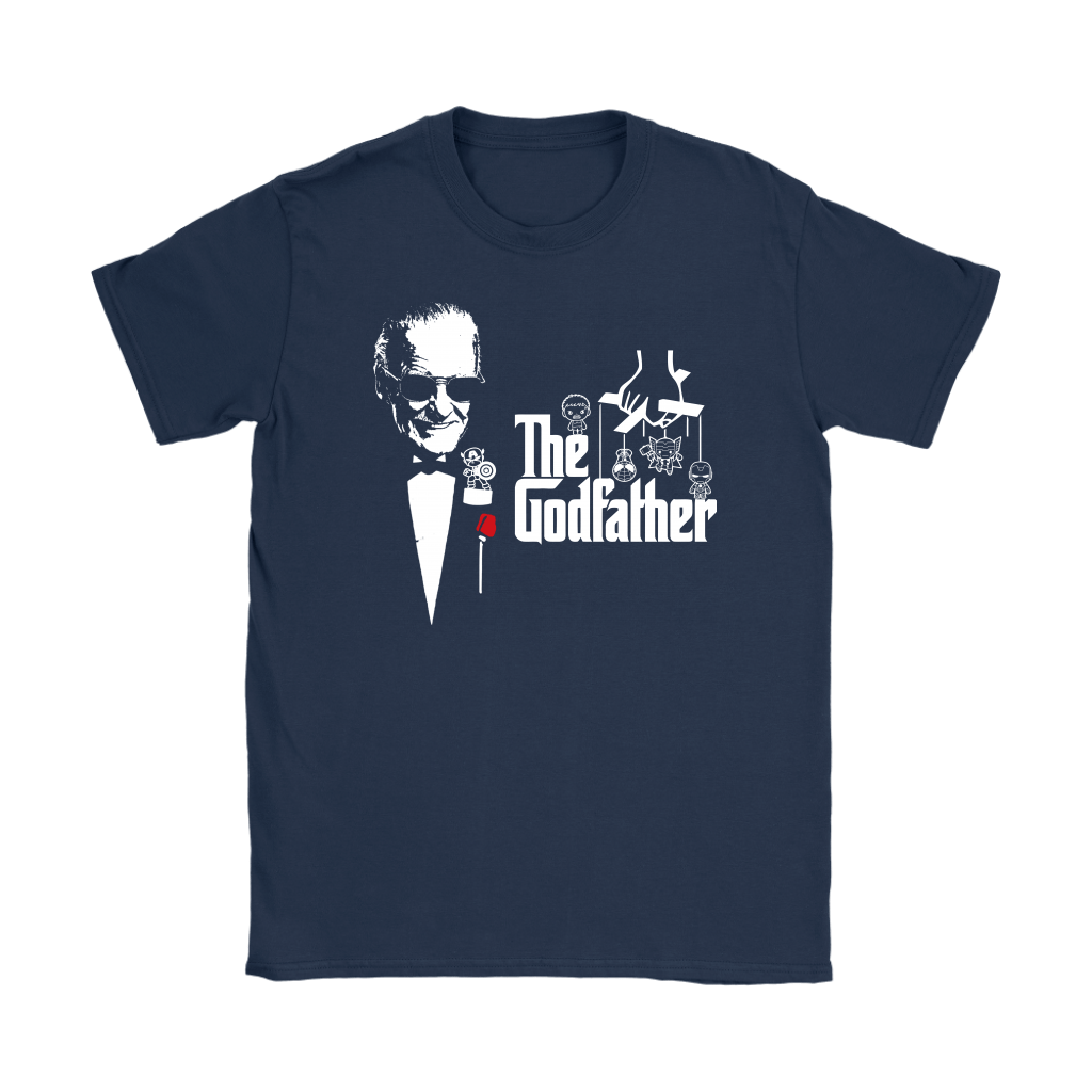 Stan Lee The Godfather Of Marvel Heroes Shirts 9