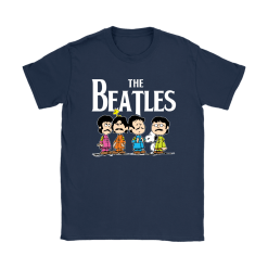 The Beatles With Woodstock And Snoopy Shirts 23