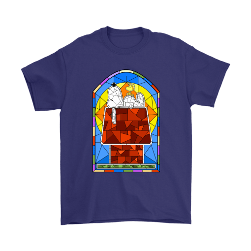 The Church Of Peanuts Woodstock And Snoopy Shirts 4