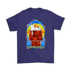 The Church Of Peanuts Woodstock And Snoopy Shirts 17