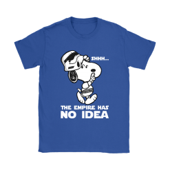 The Empire Has No Idea Funny Star Wars Snoopy Shirts 26