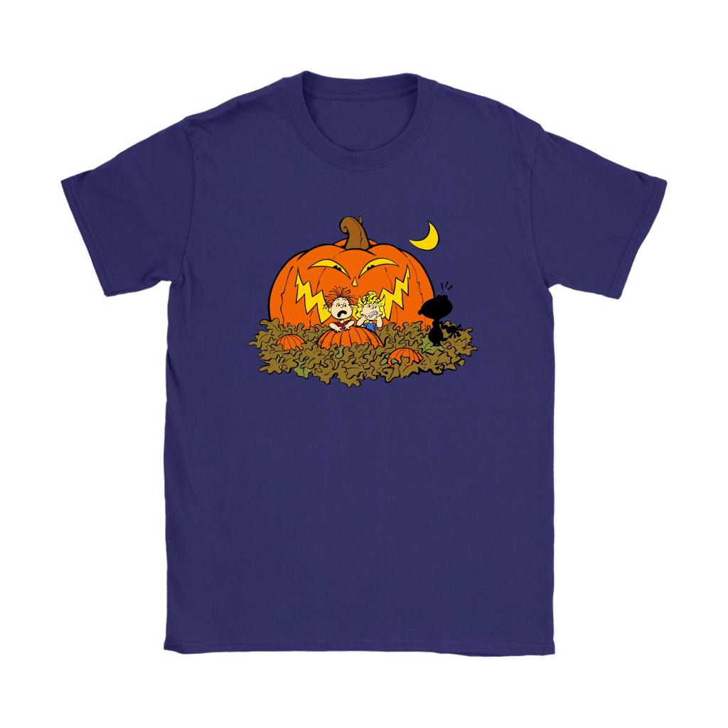 The Great Pumpkin Lives Halloween Snoopy Shirts 11