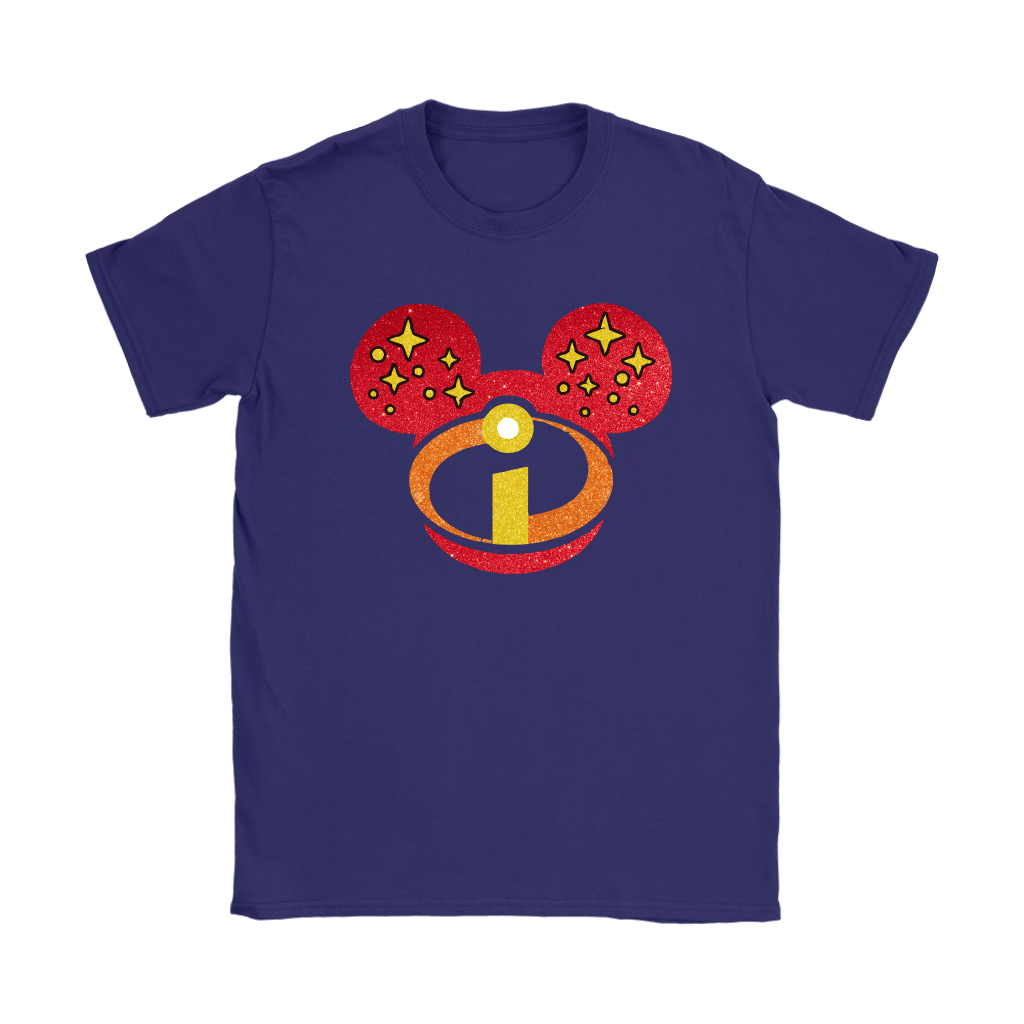 The Incredibles Mickey Disney Mashup Shirts 11