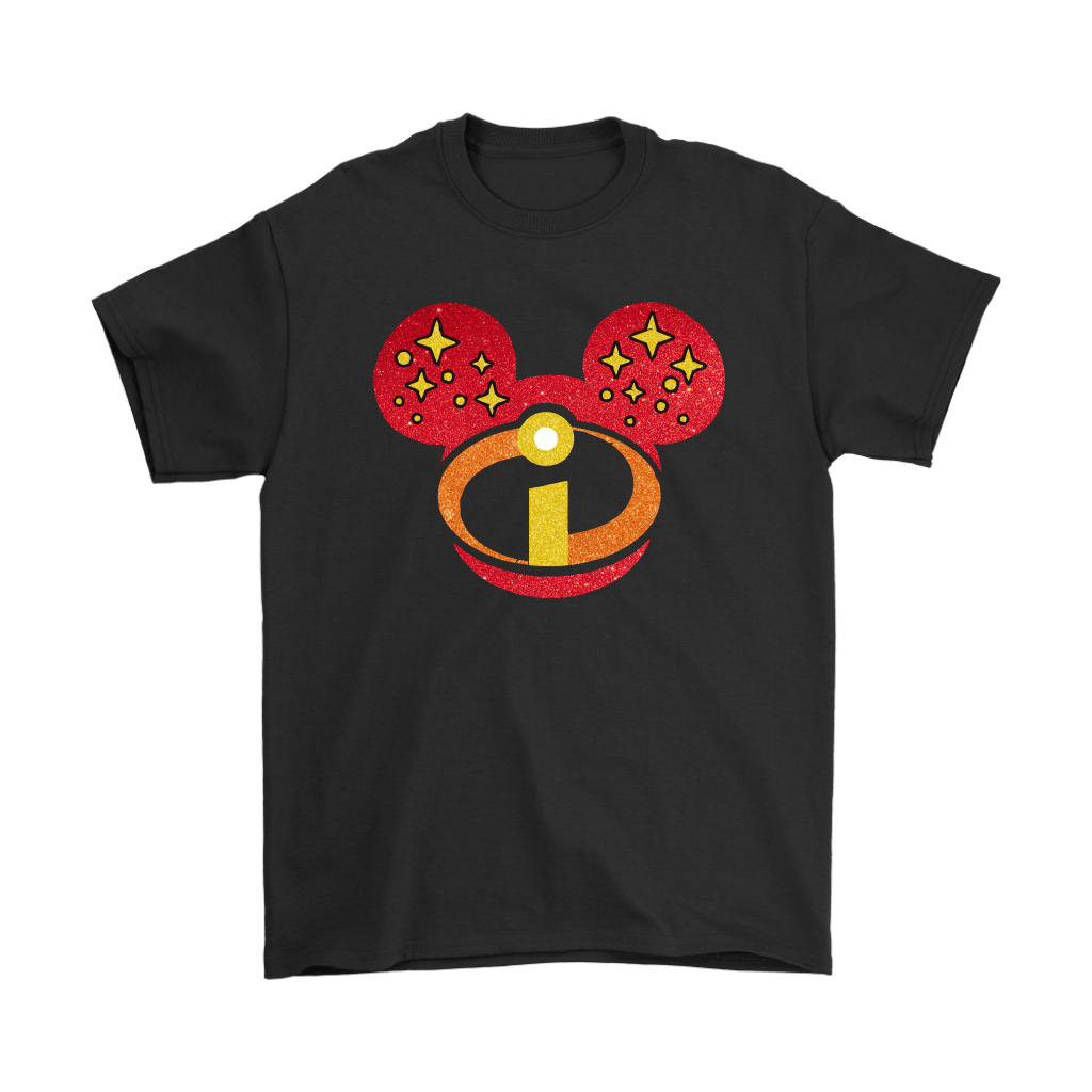 The Incredibles Mickey Disney Mashup Shirts 1