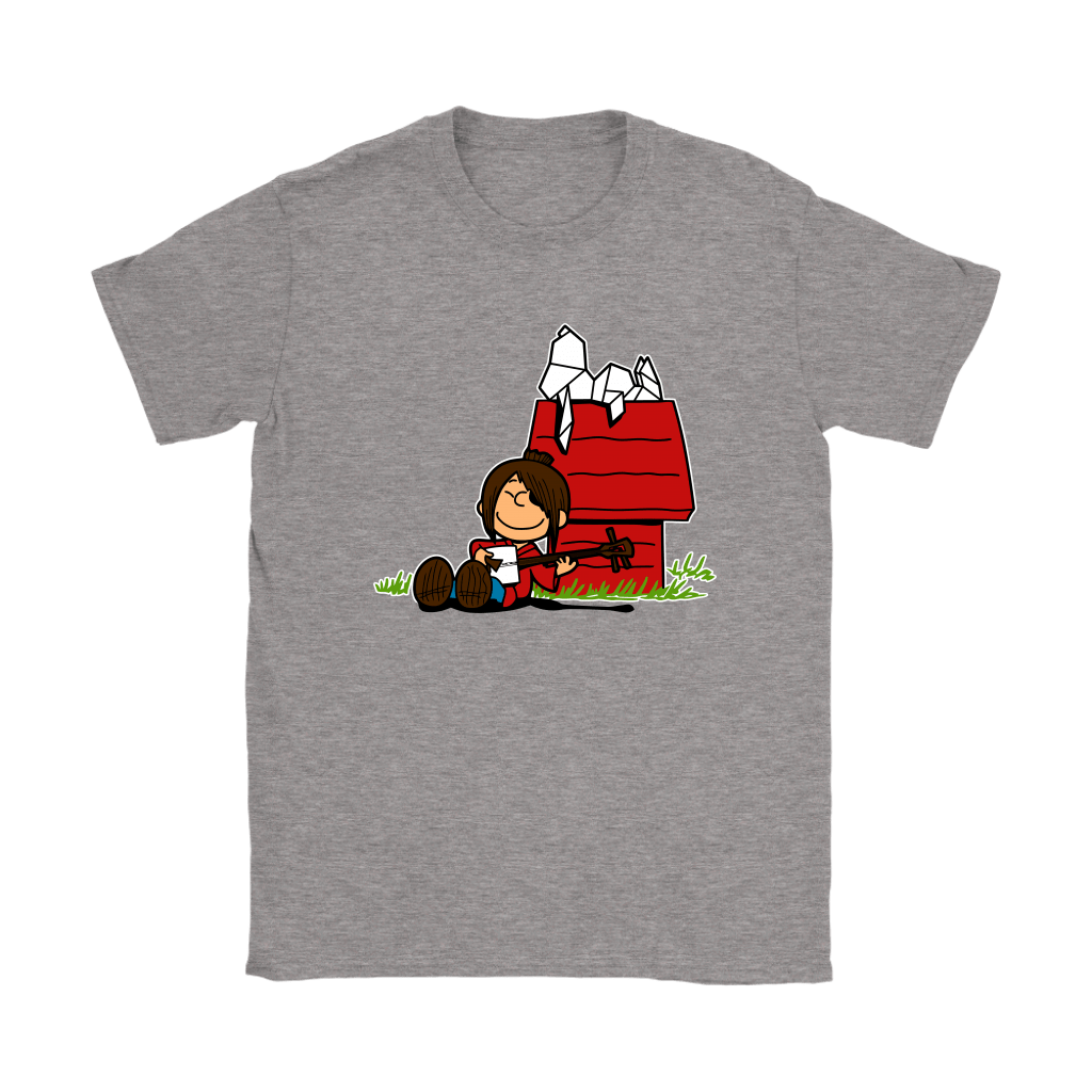The Storyteller And His Origami Kubo Mashup Snoopy Shirts 13