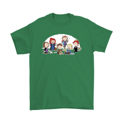The Super Nutural Girls Snoopy Shirts 20