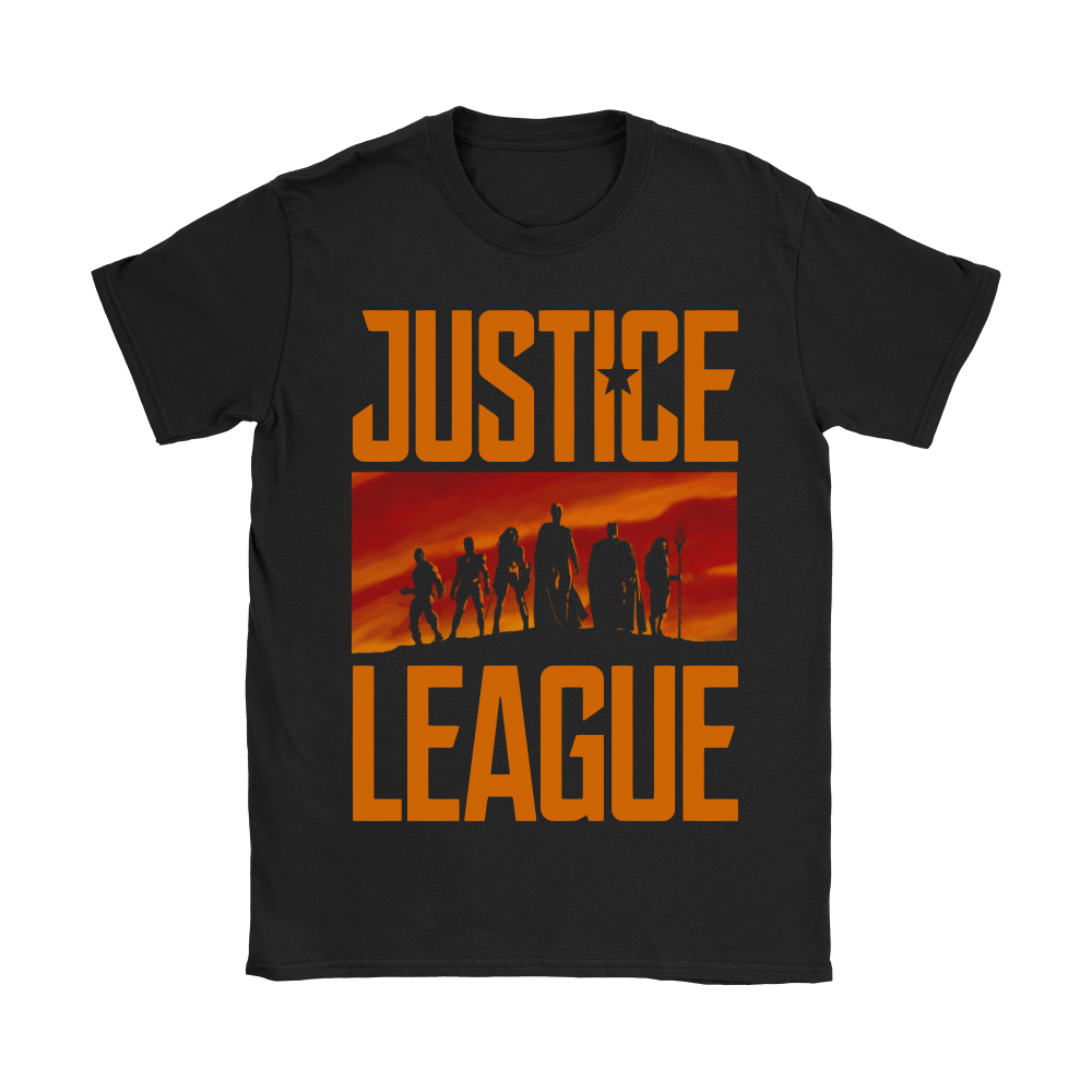 They've Never Faced Us Before. Not Us United! Justice League Shirts 6