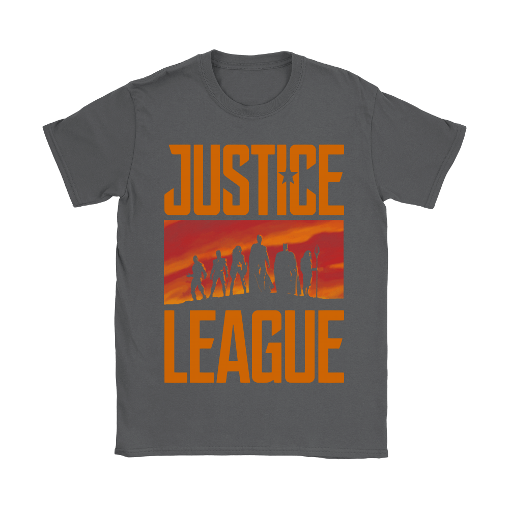 They've Never Faced Us Before. Not Us United! Justice League Shirts 7