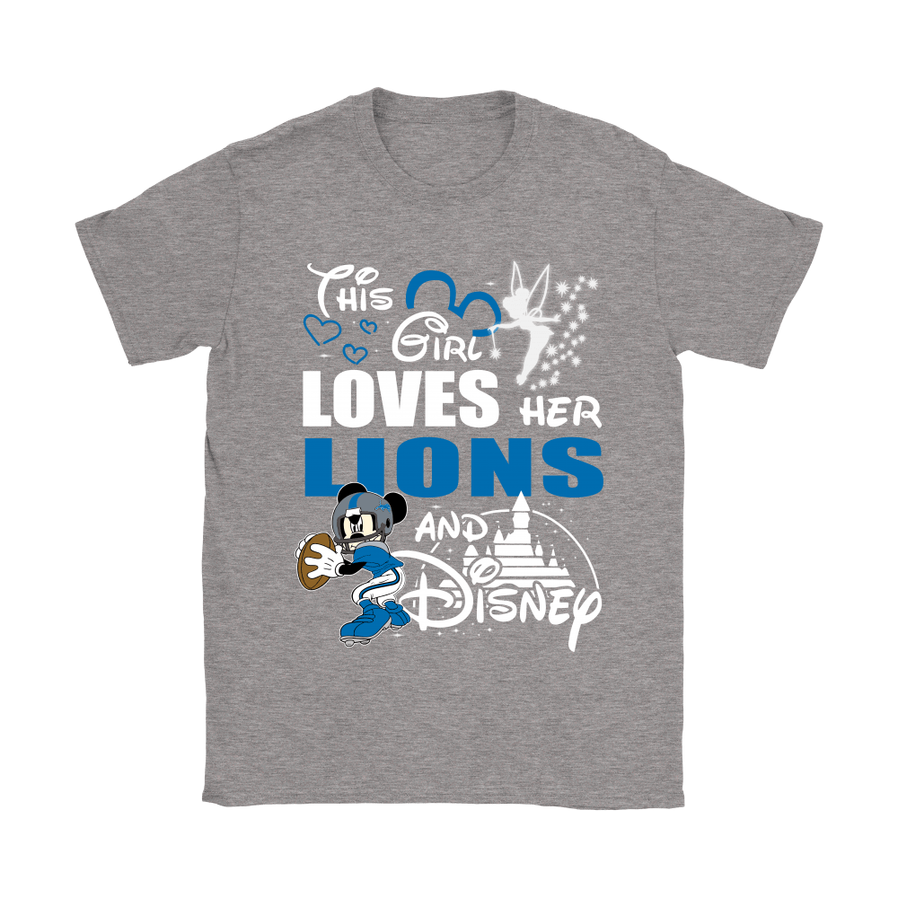 This Girl Loves Her Detroit Lions And Mickey Disney Shirts 25