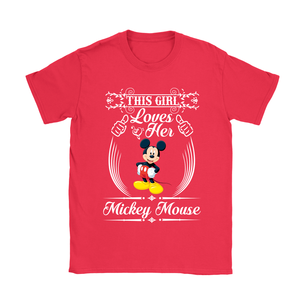 This Girl Loves Her Mickey Mouse Shirts 11