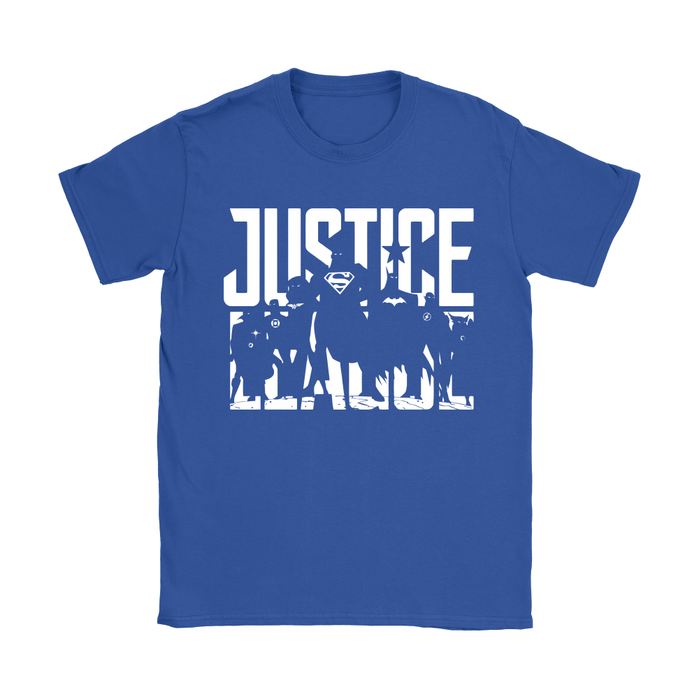 Together As A Team Justice League Shirts 12