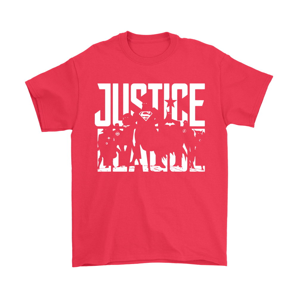 Together As A Team Justice League Shirts 5