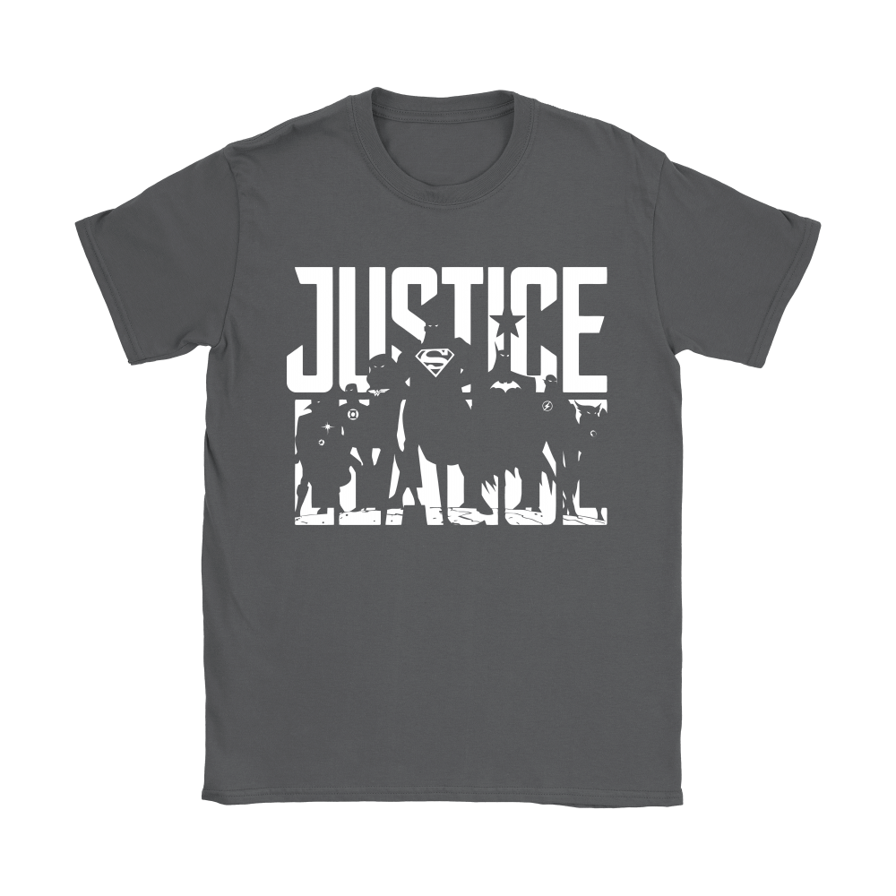 Together As A Team Justice League Shirts 8