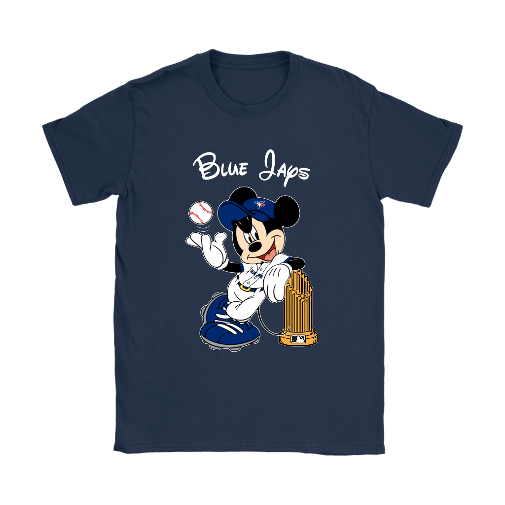 Toronto Blue Jays Mickey Taking The Trophy MLB 2018 Shirts 10