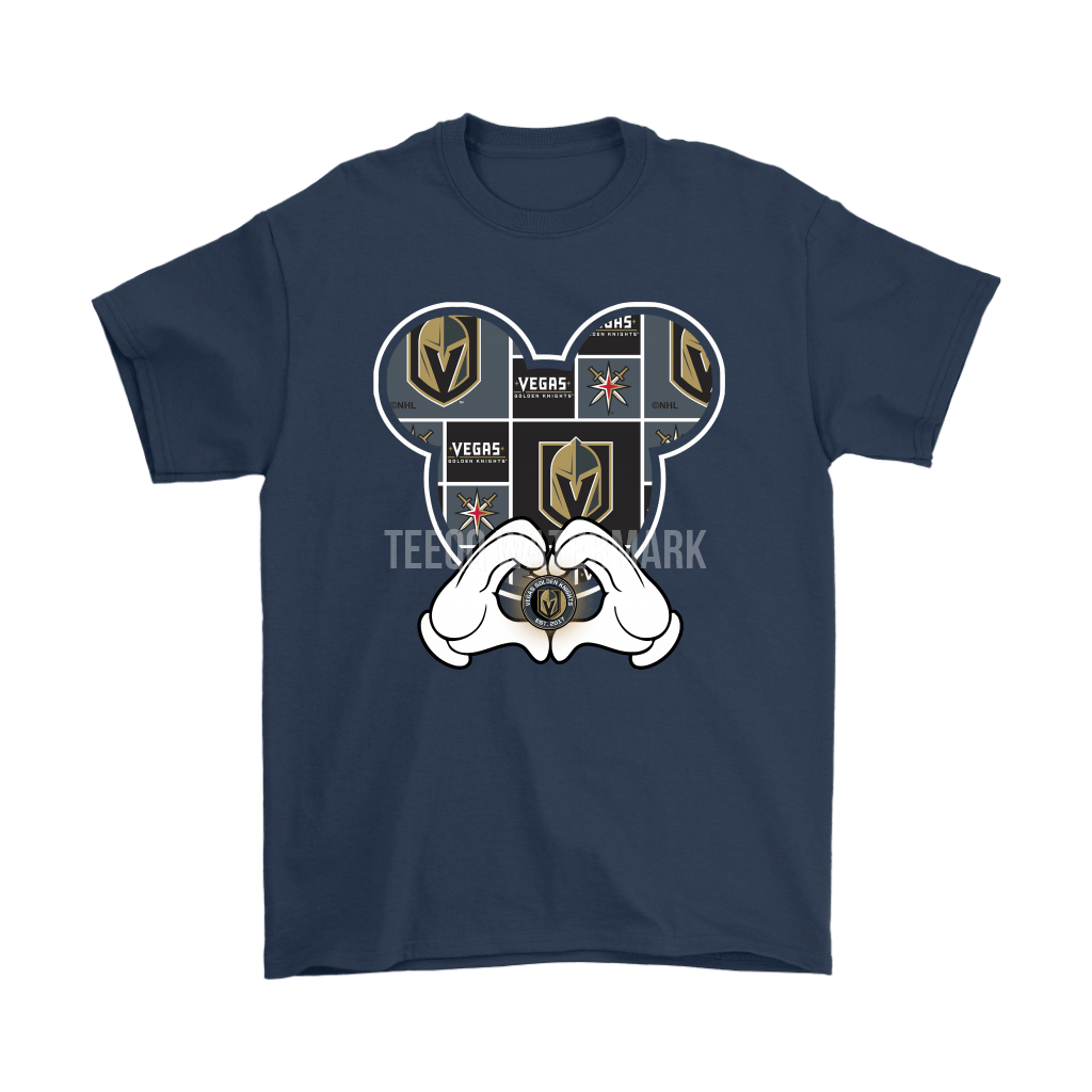 Vegas Golden Knights Mickey Love Shirts 3