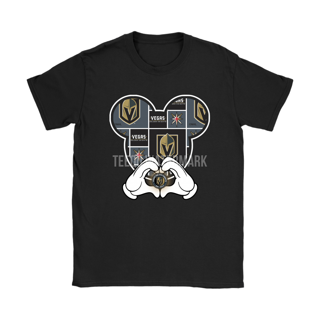 Vegas Golden Knights Mickey Love Shirts 18