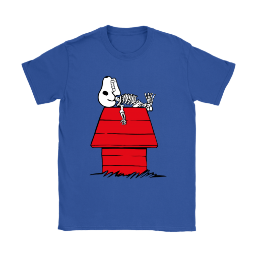 Waiting For Halloween Funny Snoopy Shirts 12