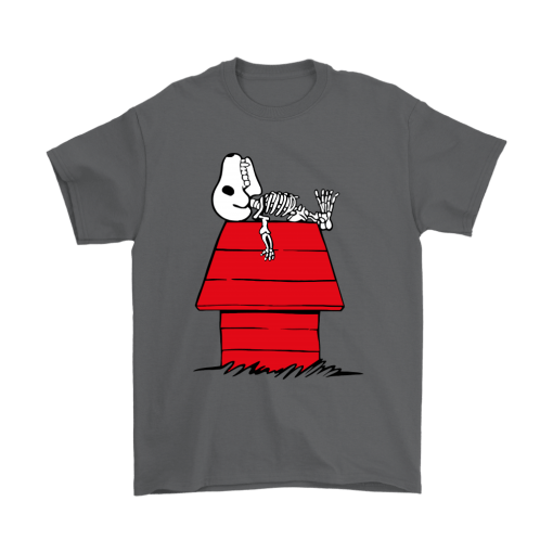 Waiting For Halloween Funny Snoopy Shirts 2