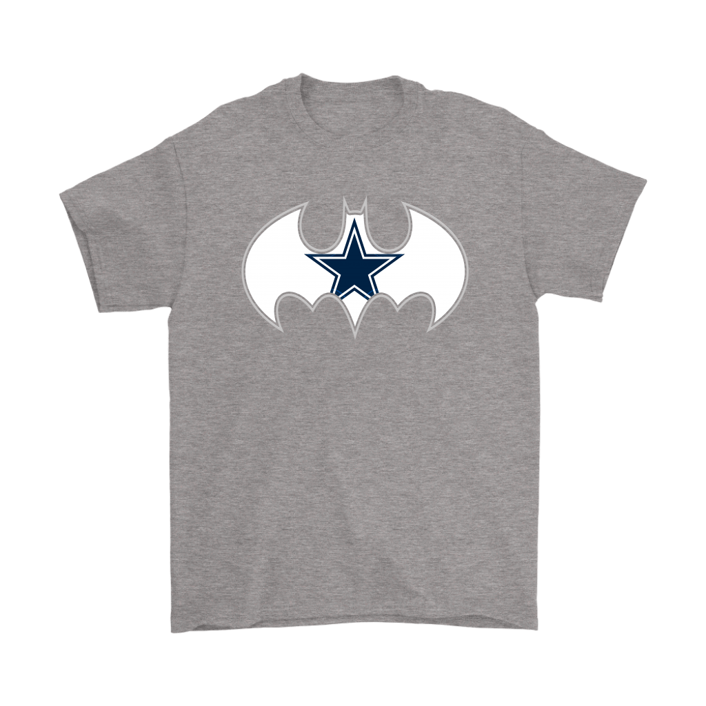 We Are The Dallas Cowboys Batman NFL Mashup Shirts 6