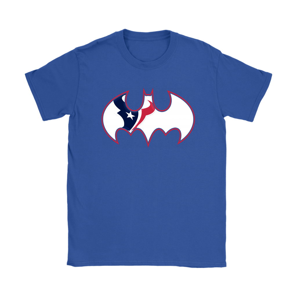 We Are The Houston Texans Batman NFL Mashup Shirts 11