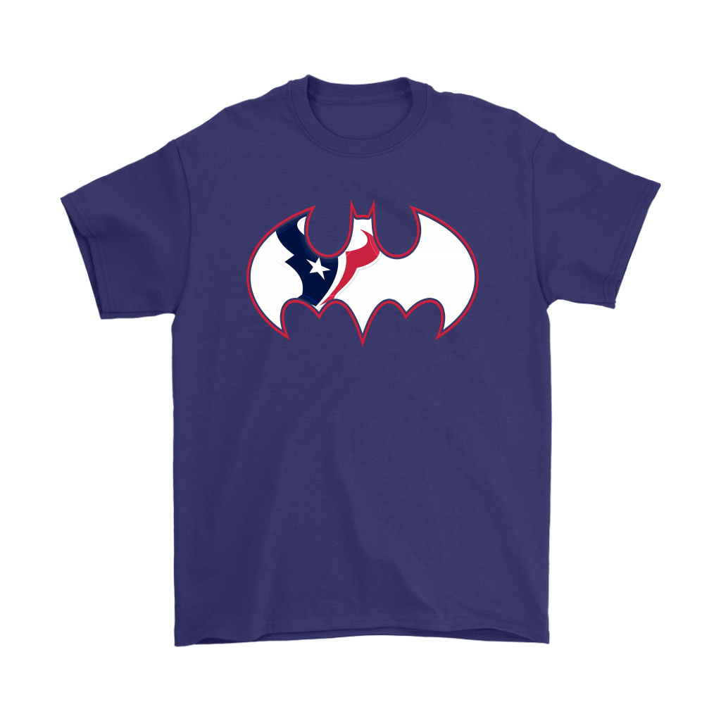 We Are The Houston Texans Batman NFL Mashup Shirts 4