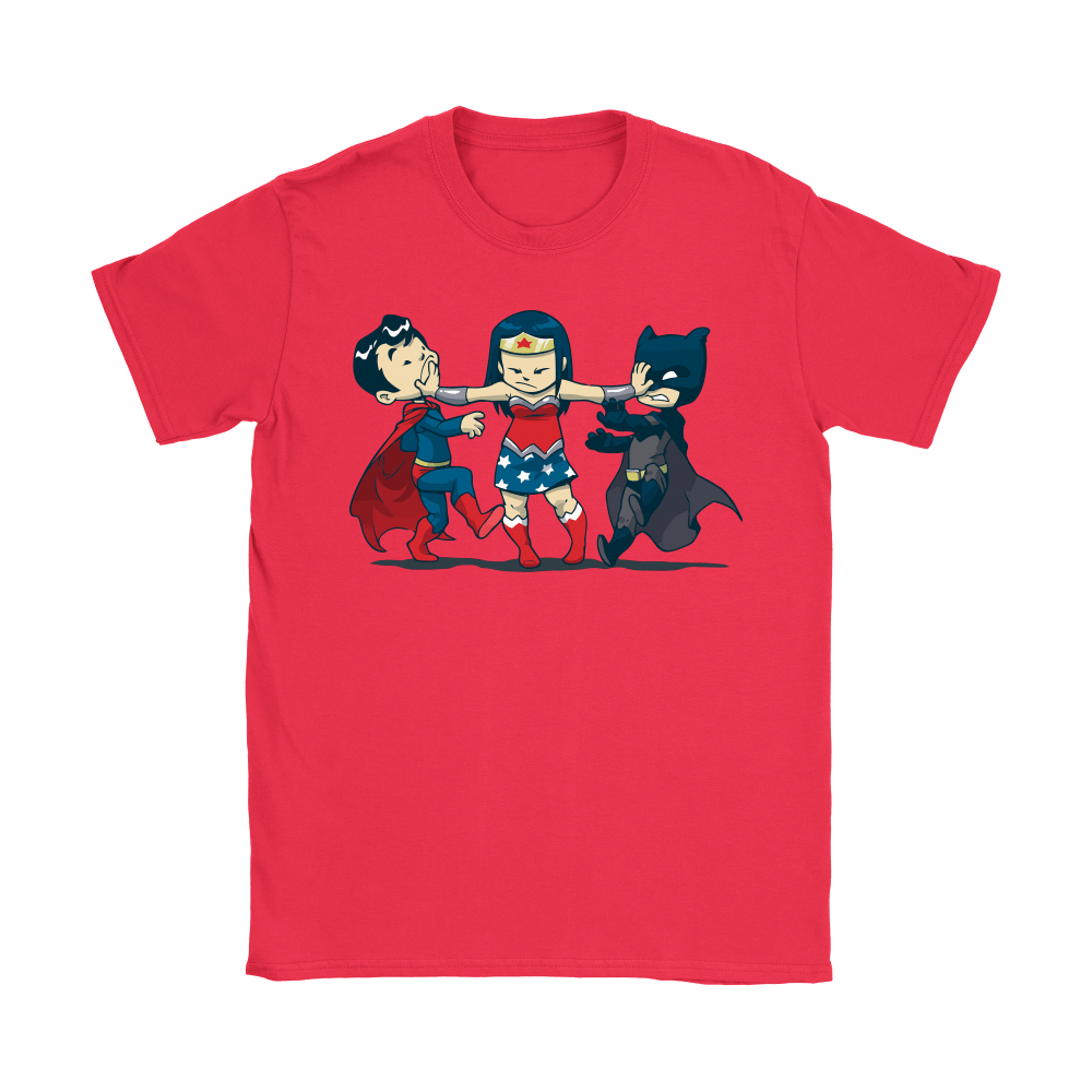 Wonder Woman Stop Fighting Batman V Superman Shirts 12