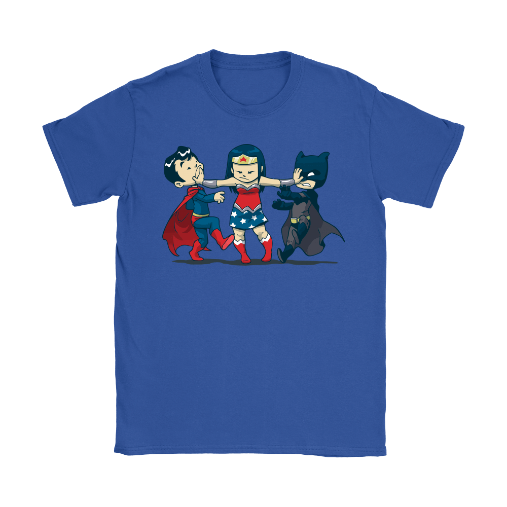 Wonder Woman Stop Fighting Batman V Superman Shirts 13