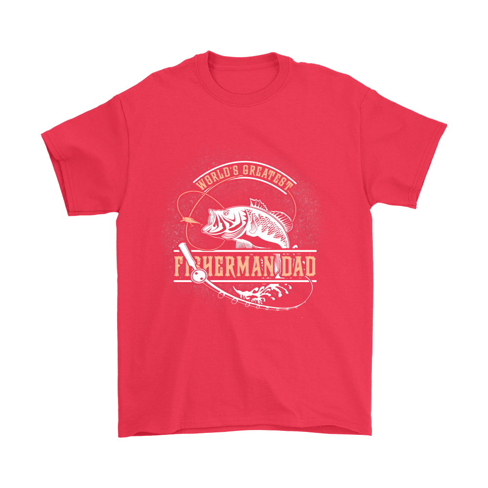 World's Greatest Fisherman Dad Shirts 4