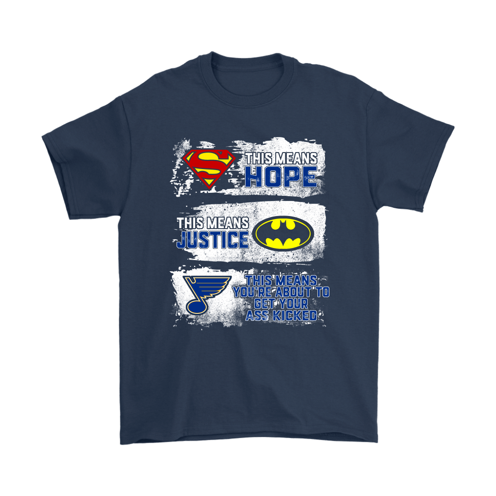 You're About To Get Your Ass Kicked St. Louis Blues Shirts 3
