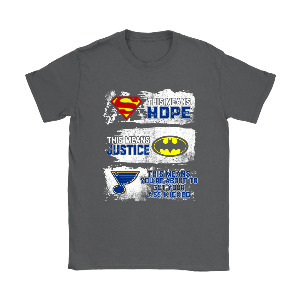 You're About To Get Your Ass Kicked St. Louis Blues Shirts 8