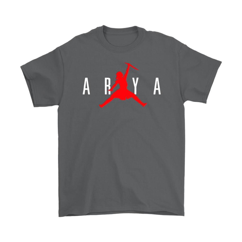 Arya Stark Nike Air Jordan Game Of Thrones Shirts 2
