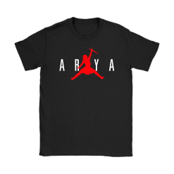 Arya Stark Nike Air Jordan Game Of Thrones Shirts 18