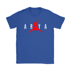 Arya Stark Nike Air Jordan Game Of Thrones Shirts 22
