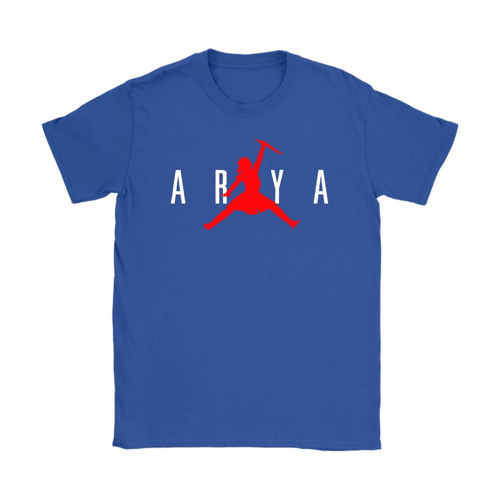 Arya Stark Nike Air Jordan Game Of Thrones Shirts 11