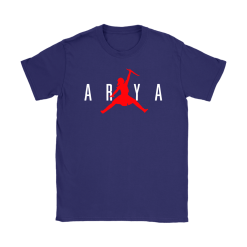 Arya Stark Nike Air Jordan Game Of Thrones Shirts 21