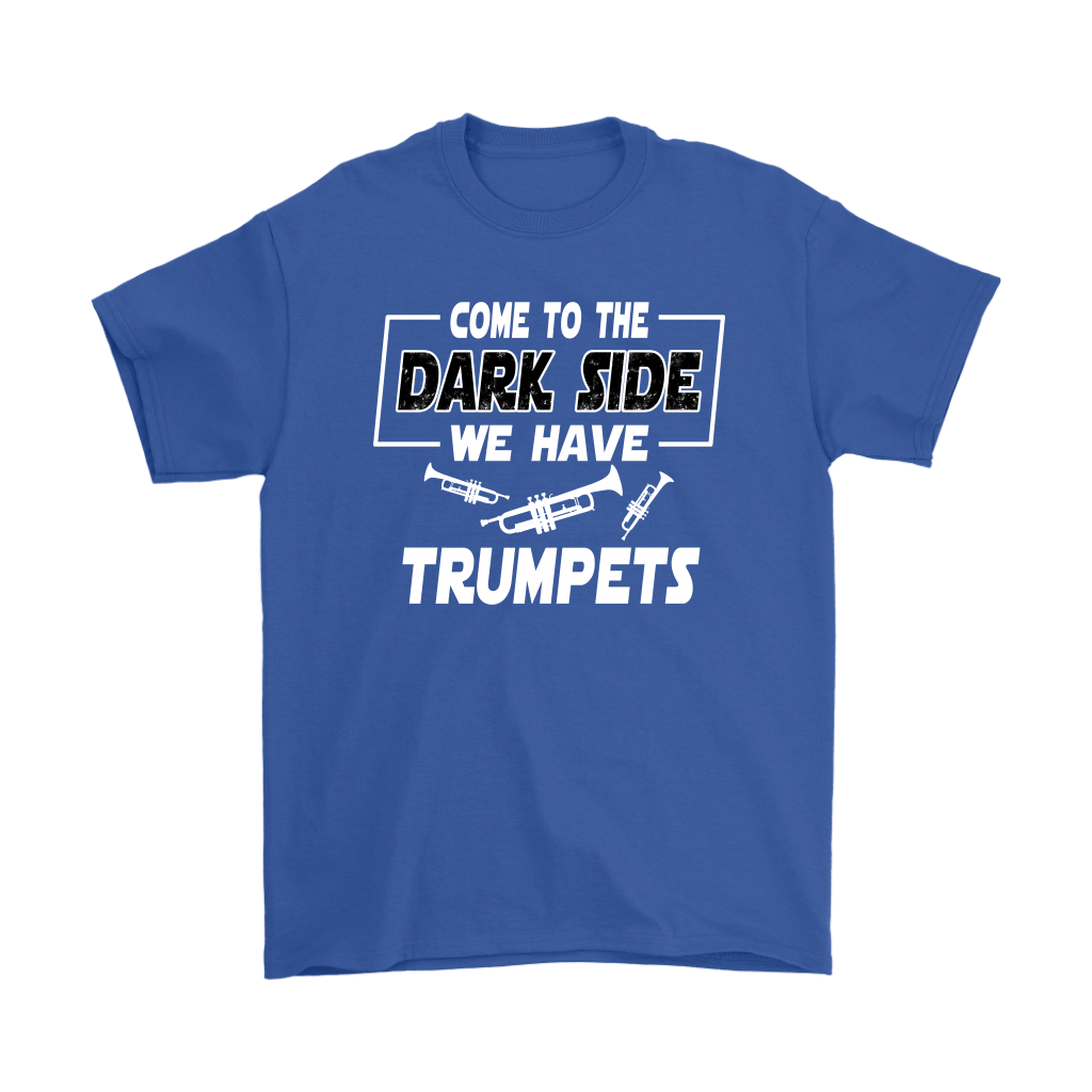 Come To The Dark Side We Have Trumpets Star Wars Shirts 5