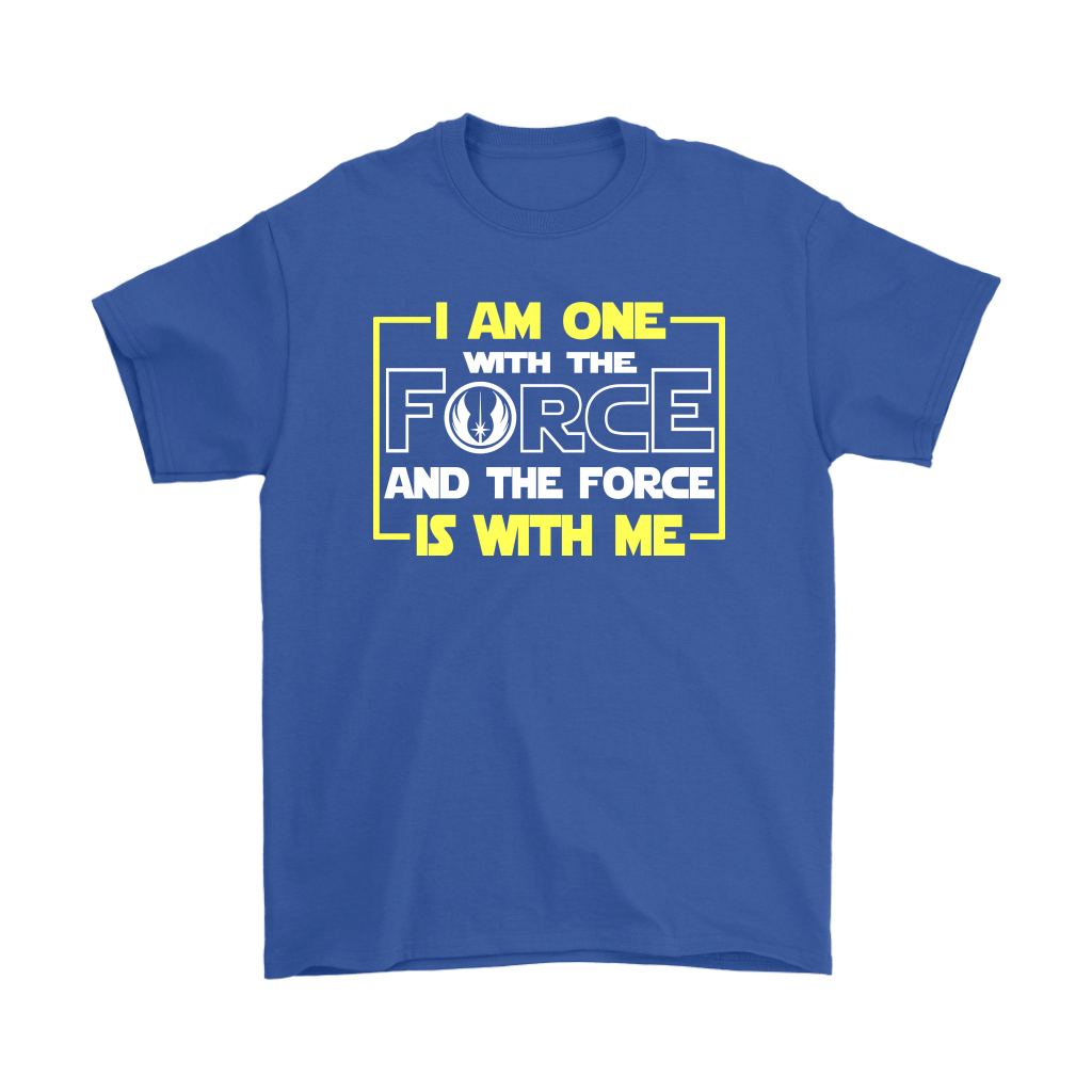 Star Wars Rogue One I'm One With The Force Shirts 5