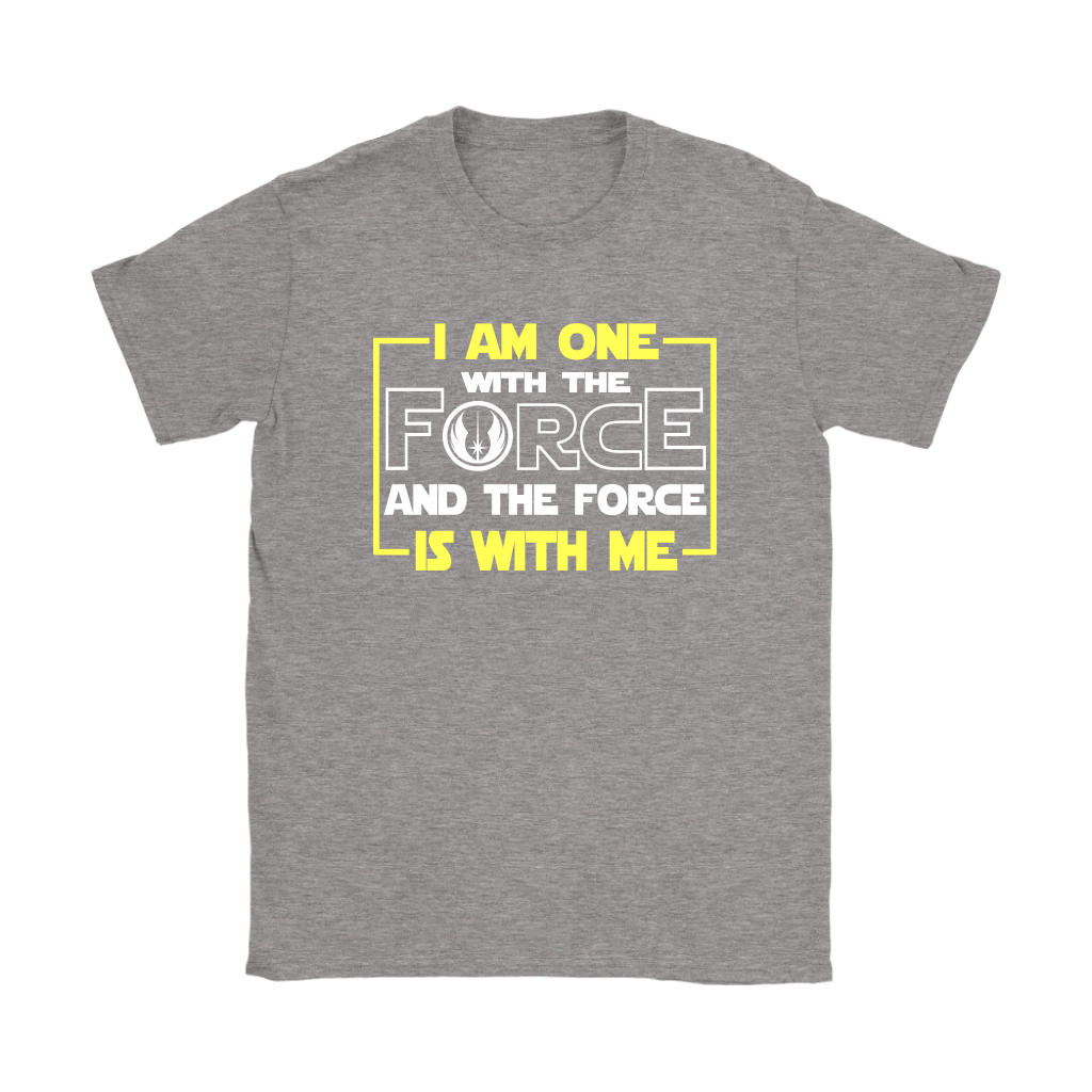 Star Wars Rogue One I'm One With The Force Shirts 12