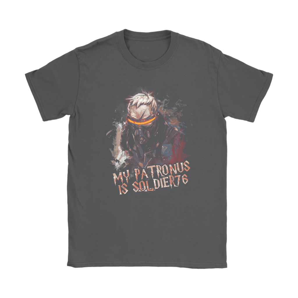 My Patronus Is Soldier 76 Overwatch Harry Potter Mashup Shirts 6